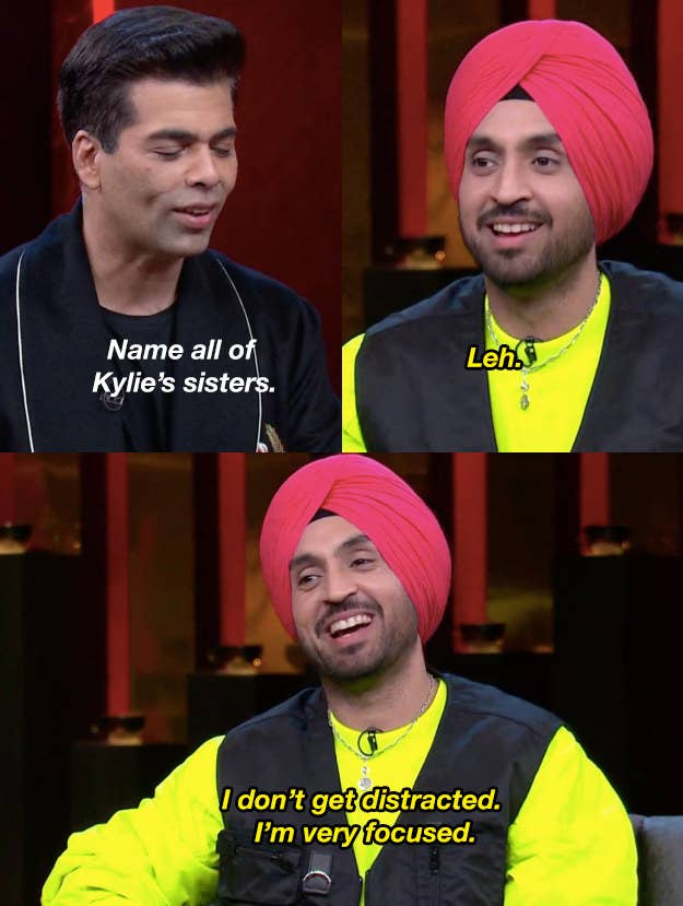 12 Hilarious Moments From Diljit Dosanjh And Badshah's