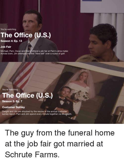 Oscar The Office Actually