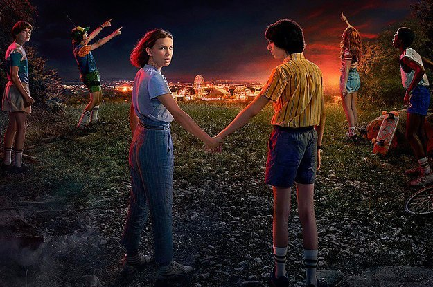 """The New Season Of """"Stranger Things"""" Is Coming To Netflix On July 4 And Everyone's Excited"""