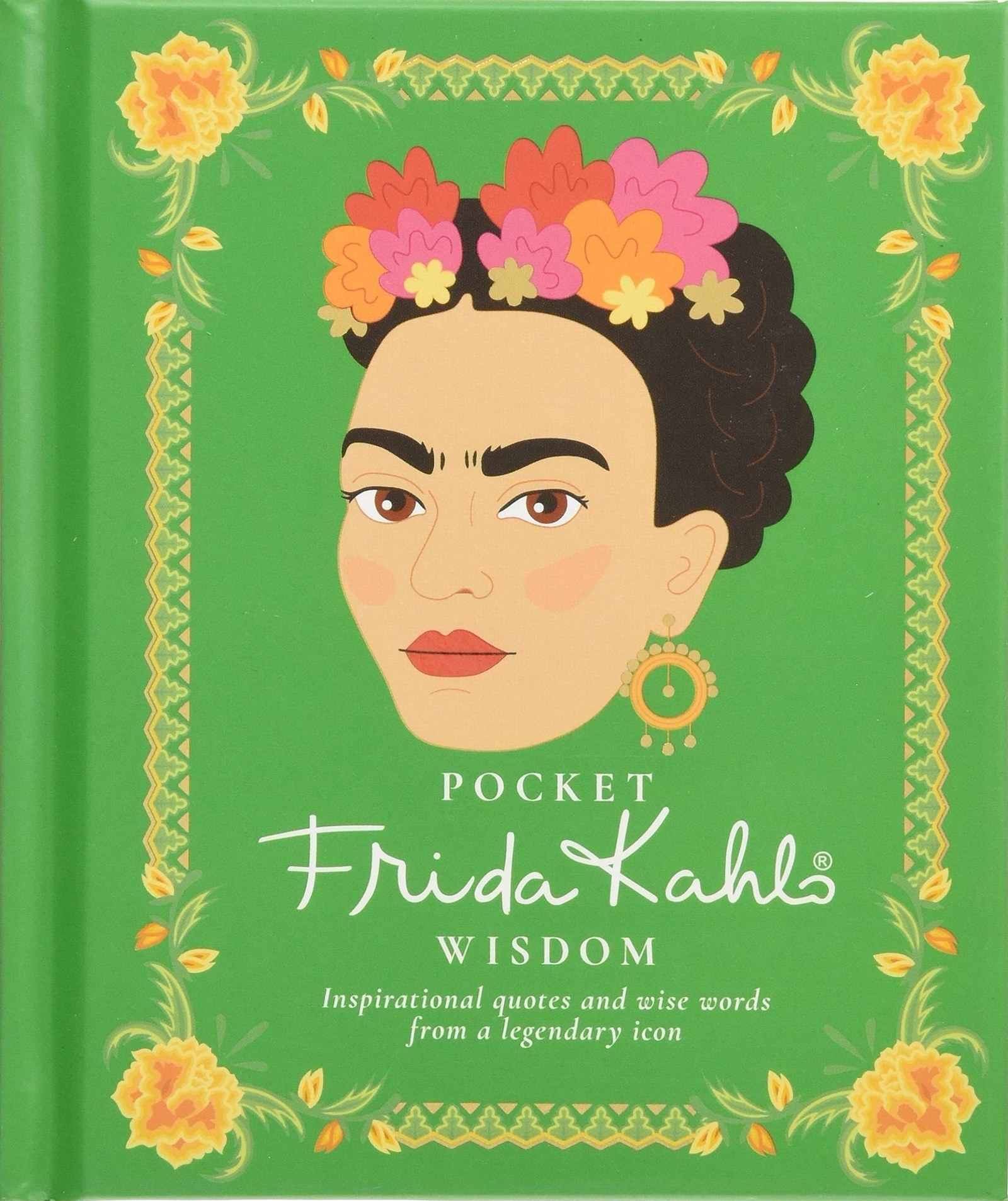 09743b1d3585d A Frida Kahlo or Elizabeth Taylor pocket book filled with their wise words  about life, love, fame, activism, beauty, confidence, and more — so you can  carry ...