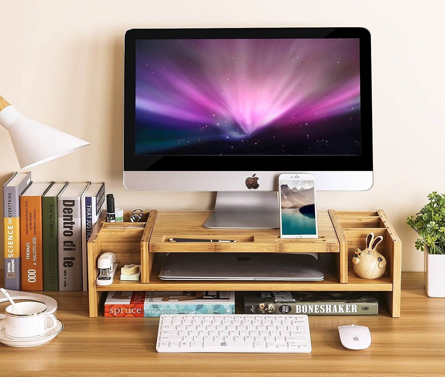 The monitor stand
