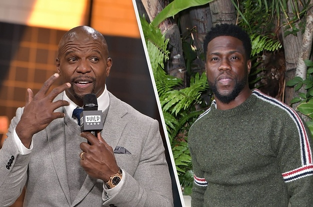 Terry Crews Called Out Kevin Hart For His Reaction To Outrage Over His Anti-Gay Tweets