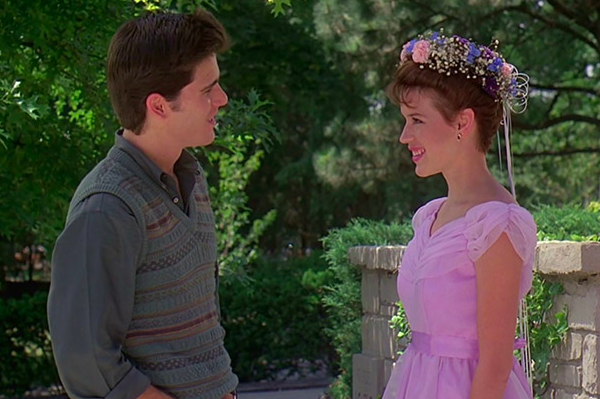"""Molly Ringwald wanted Viggo Mortensen to play Jake Ryan in Sixteen Candles because he ACTUALLY kissed her during his audition, but the role went to Michael Shoeffling, who DIDN'T kiss her until the film. -  """"It was between two men — well, young men. It was Michael Shoeffling, who ended up being cast, and Viggo Mortensen, who had just moved from Denmark,""""  Ringwald  said."""
