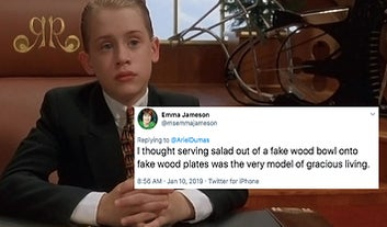 18 Things People Thought Were Fancy As Kids That Definitely, Definitely Aren't