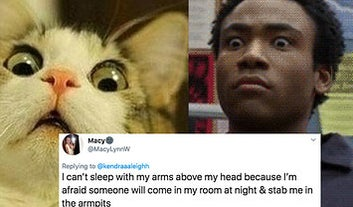 People Are Sharing Their Irrational Fears, That Are Both Outrageous And Make 100% Sense