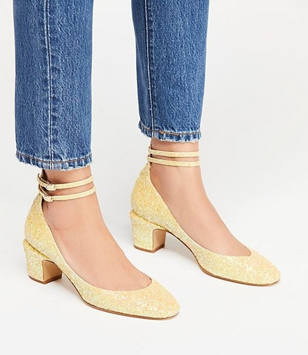 "Promising review: ""These heels are exactly what I have been looking for! The fit is perfect."" —ClarencehPrice: $49.95 (originally $128; available in sizes 36-41 and five colors)"