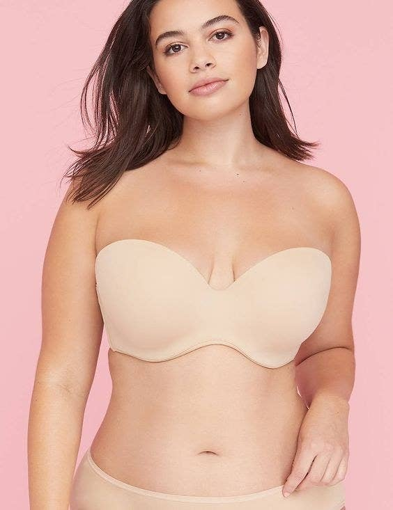 "bfd215234b Promising review  ""This bra is the best strapless bra you will ever wear."