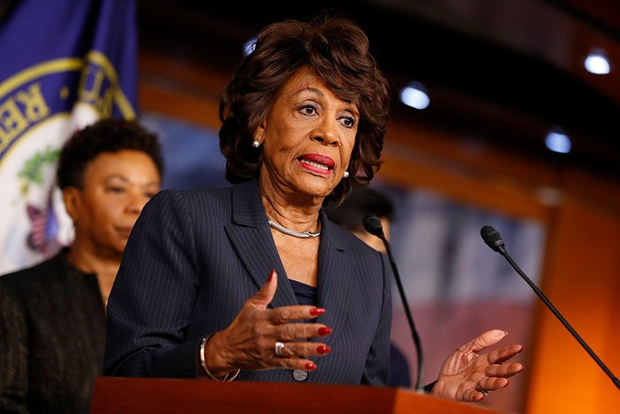 All hail Queen Maxine! She's a force to be reckoned with.