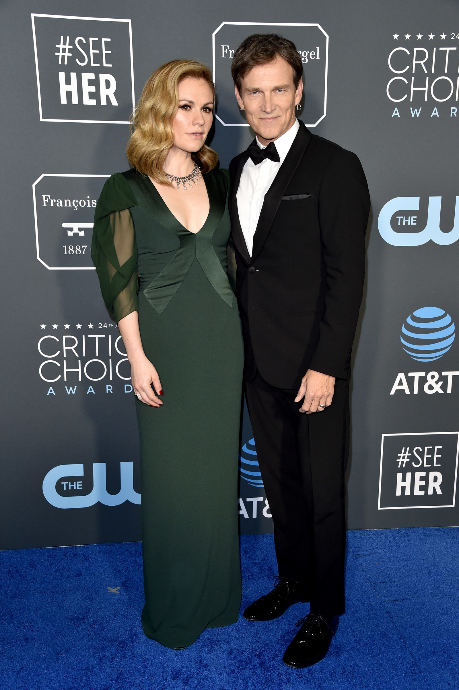 14 Of The Cutest Couples At The Critics' Choice Awards