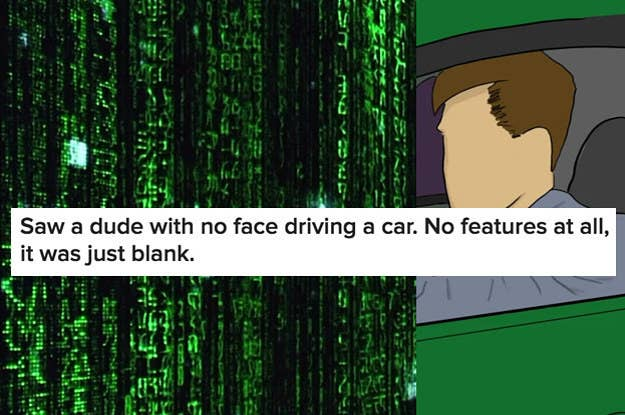 12 Stories Of People Experiencing A Glitch In The Matrix