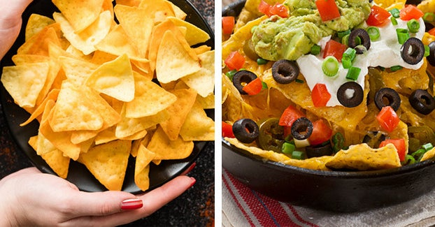 Make Nachos And We'll Guess If You're A Fast Or Slow Eater