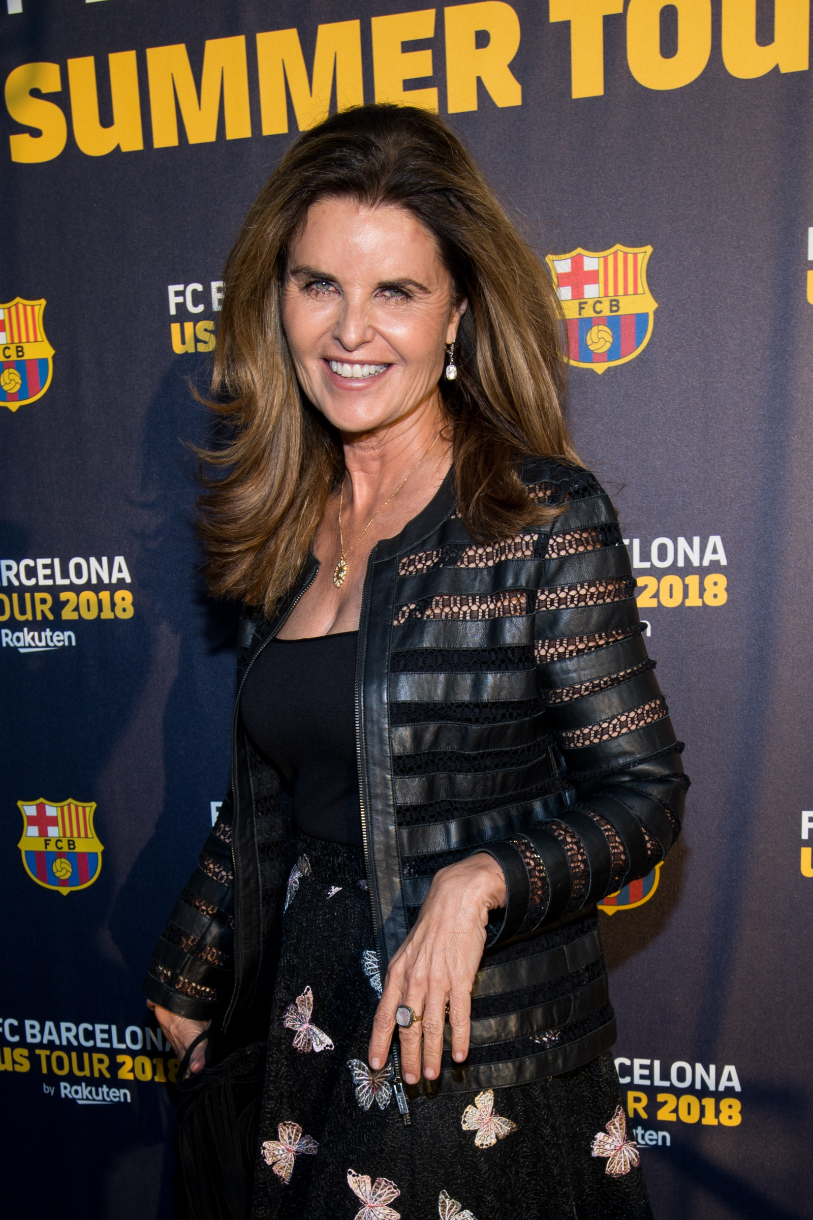 Her mother, Maria Shriver, has had a long career in media.