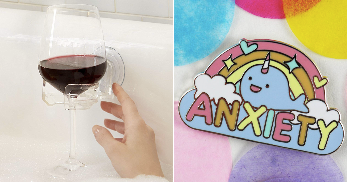 25 Products To Help You Feel Blessed, Not Stressed