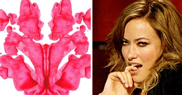This Rorschach Test Will Reveal What % Sex-Obsessed You Are