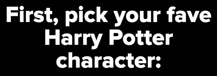 harry potter buzzfeed house