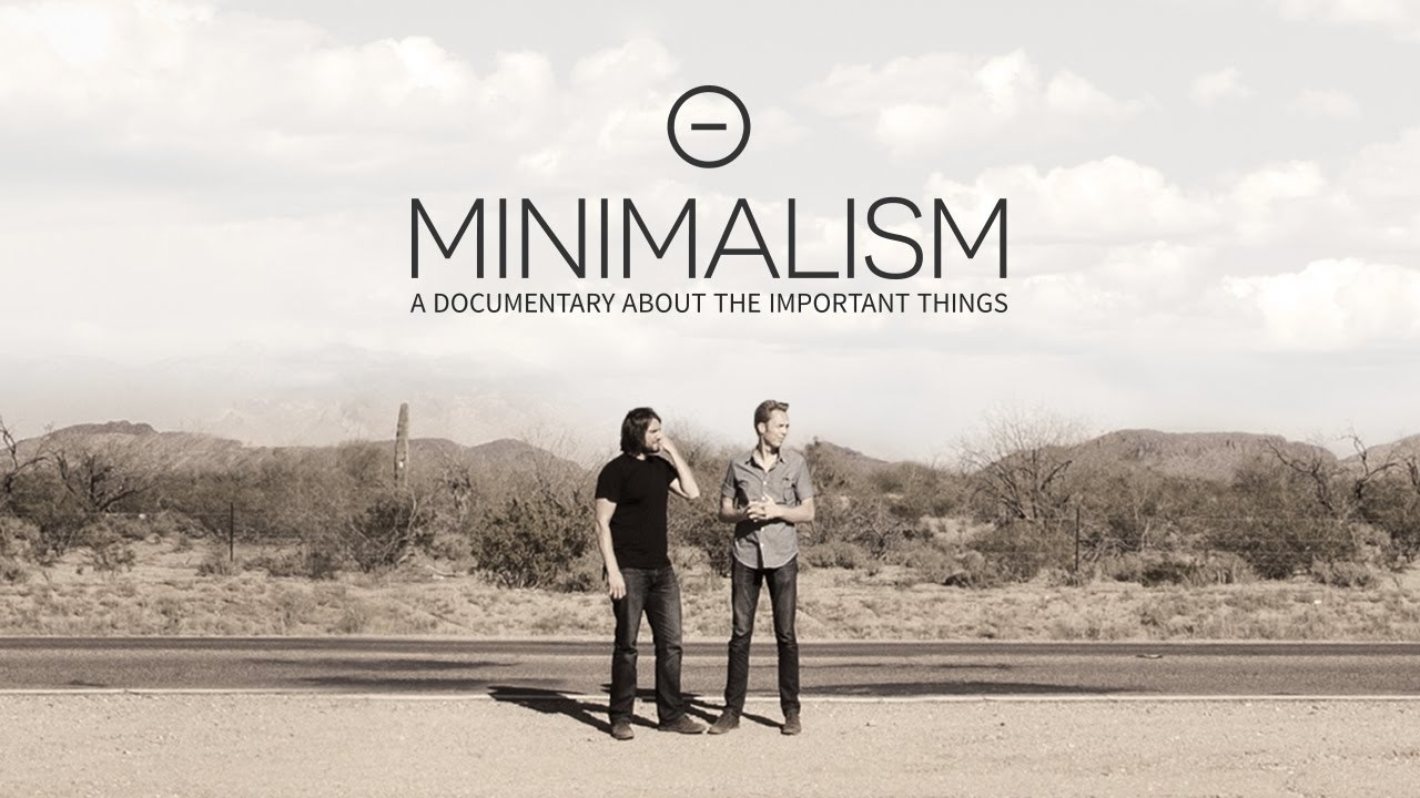 """Can you really become happier by having fewer things? If you've ever asked yourself that question, don't miss this documentary that follows people who decided to seriously apply minimalism to parts of their lives.The main characters are Joshua Fields Millburn and Ryan Nicodemus, two men known simply as """"The Minimalists"""", and, who in this documentary as well as in all their projects, will teach you not only to have less, but to free up space for more."""