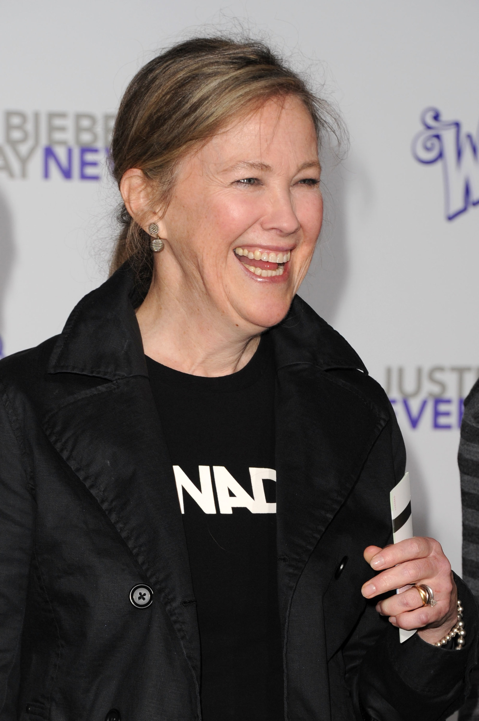 "Iconic mom from ""Home Alone,"" Catherine O'Hara was there"