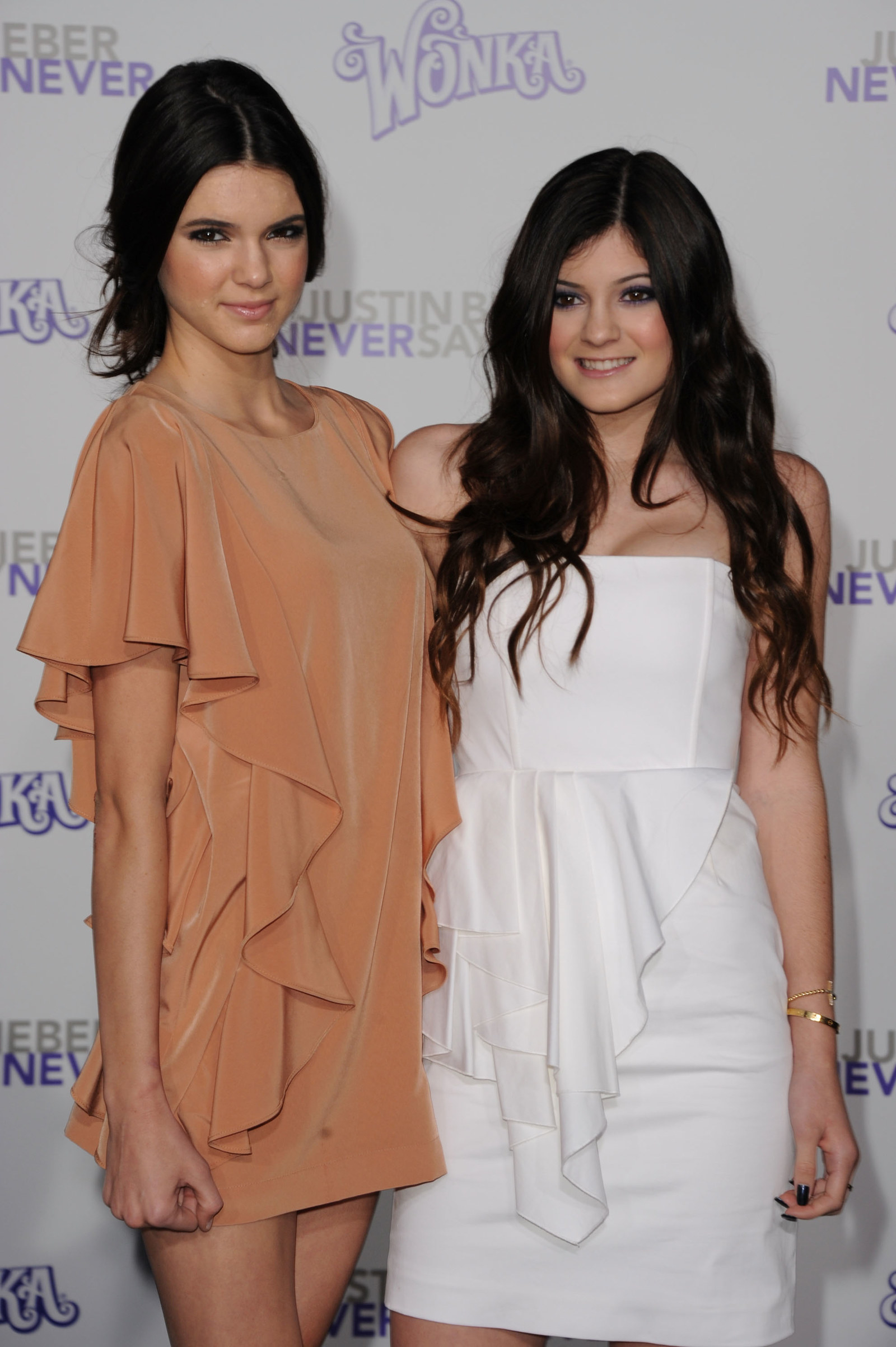 First and foremost, believe it or not, this is Kylie and Kendall Jenner