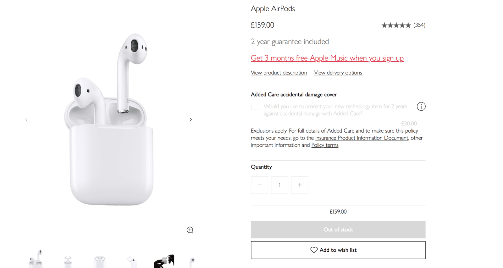 Apple AirPods Became A Meme And Now They're Sold Out In Many Stores