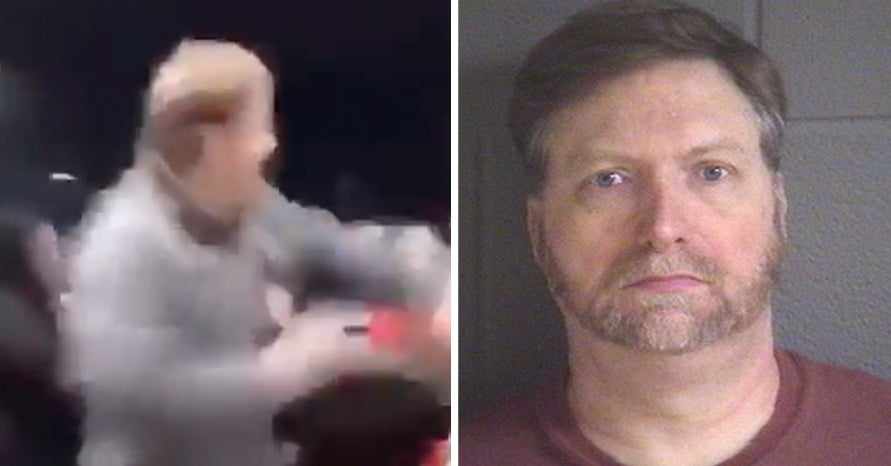 A 51-Year-Old Man Was Caught On Video Punching An 11-Year-Old Girl In The Face