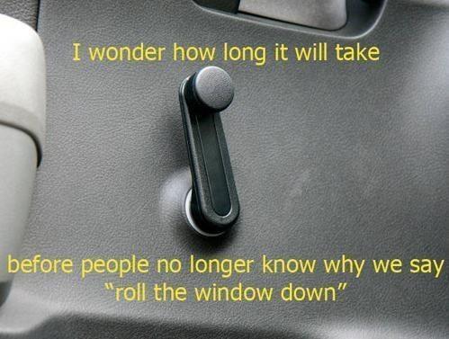 Rolling window