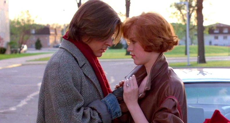 Molly Ringwald Says Re-Assessing John Hughes' Movies In Light Of #MeToo Is Important