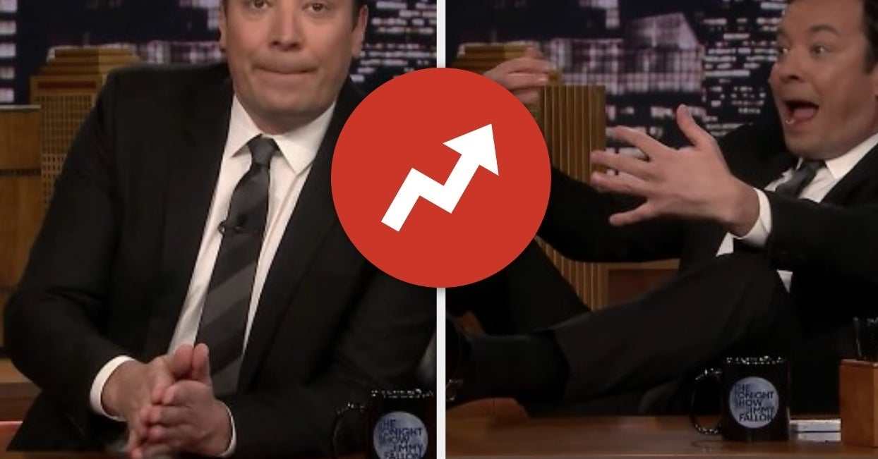 Jimmy Fallon Was Involved In A Zip Line Accident In Puerto Rico