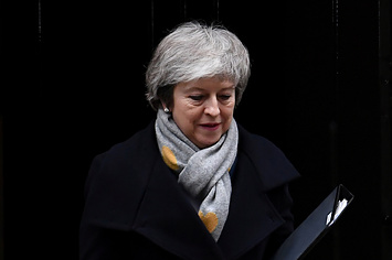 Theresa May's Brexit Deal Has Suffered The Worst Defeat In House Of Commons History