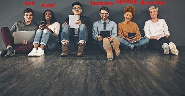 There Are Only Six Types Of Millennials — Which Are You?