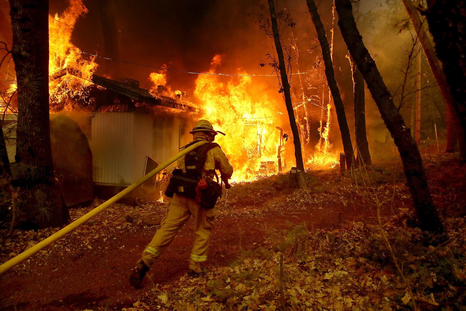 PG&E's Bankruptcy Could Hurt California's Aggressive Climate Goals