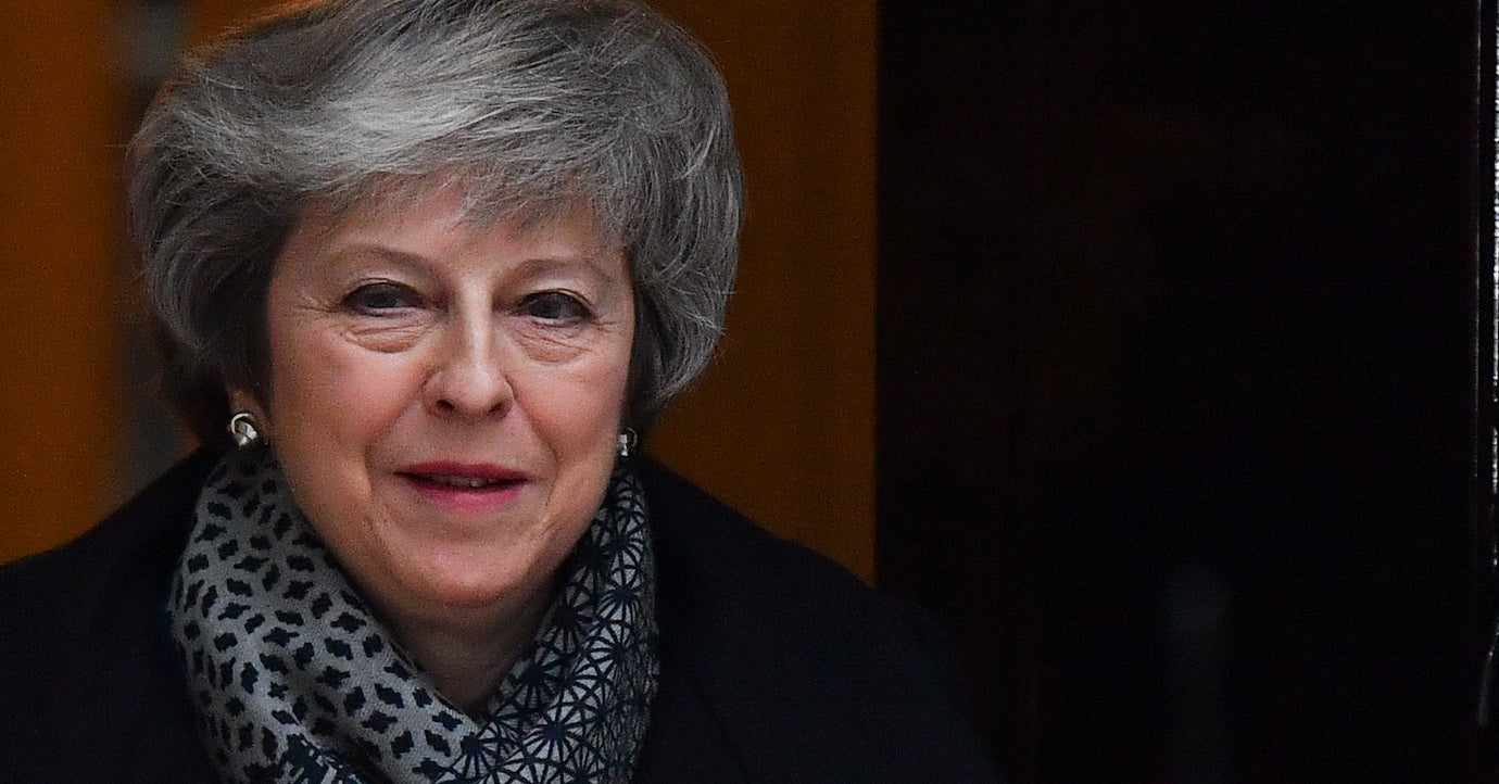 The EU Thinks Theresa May's Attempts To Build Support With MPs For Her Brexit Deal Are Too Late And Will Probably Fail