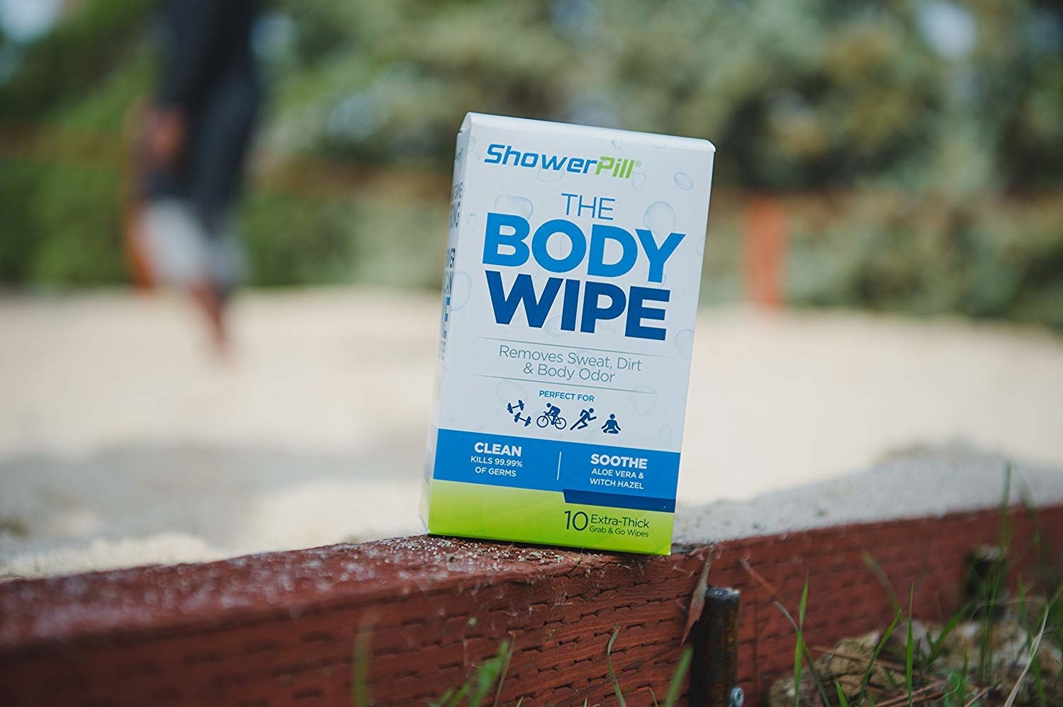 the wipes