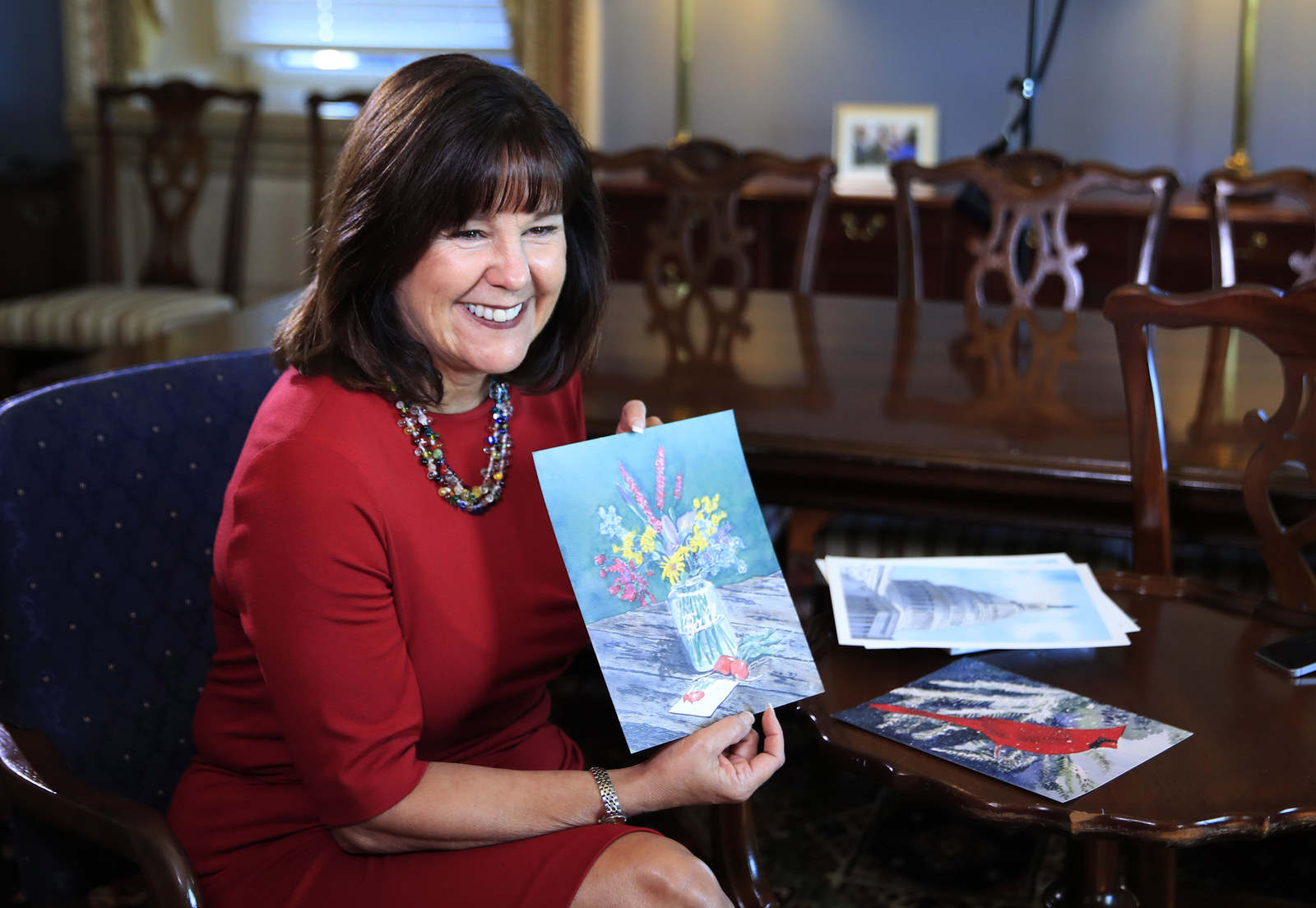 Karen Pence Is Teaching At A Christian School That Bans LGBT Students And Employees