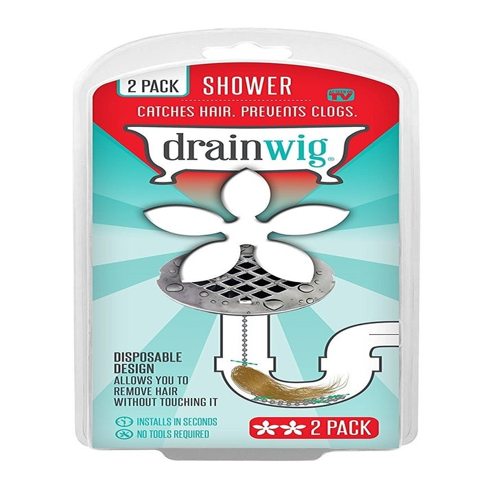 the Drainwig in its package