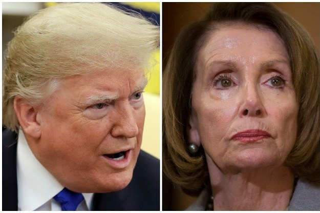 Nancy Pelosi Asks Trump To Delay His State Of The Union Address Or Submit It In Writing