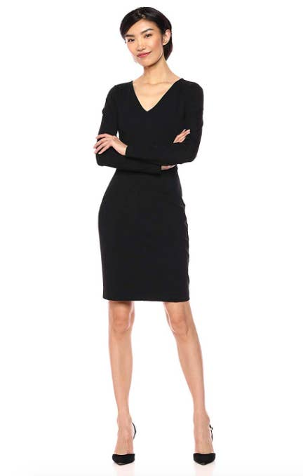 04598f1b9b47 A LBD that'll be you go-to after you Marie Kondo the rest of your closet.