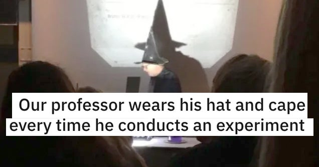 17 Professors Who Are Definitely Funnier Than Their Students