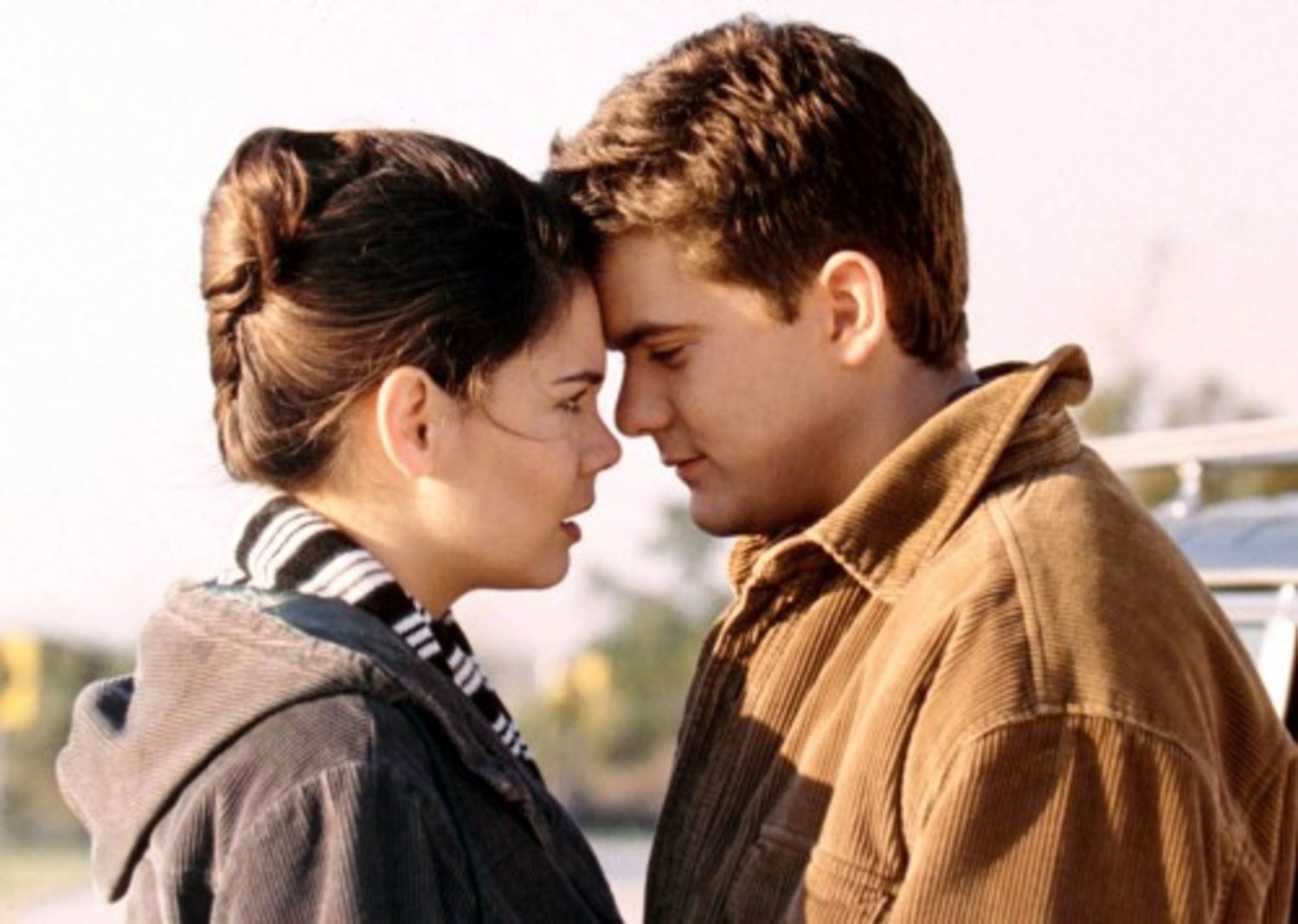 Originally,  Dawson's Creek  was going to  end with Joey choosing Dawson  over Pacey. -  Creator Kevin Williamson began writing the series finale with Joey and Dawson being the endgame, only to change his mind during the process.