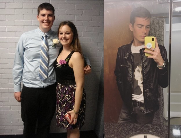 from awkward hover hand to cool mirror pic