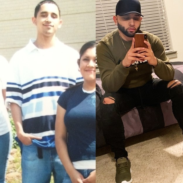 25 Gay Glow-Ups That Will Absolutely Make Your Day
