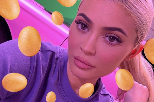 Are You Kylie Jenner Or The Egg?