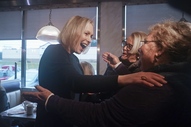 """Kirsten Gillibrand Is Fighting For An """"Awesome"""" America That Looks Like Upstate New York"""