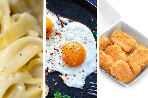Which Food Should You Be In A Committed Relationship With?