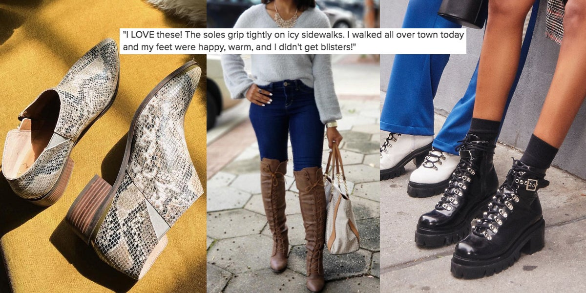 9a39b455bb5 33 Stunning Boots That'll Make You Actually Like Winter