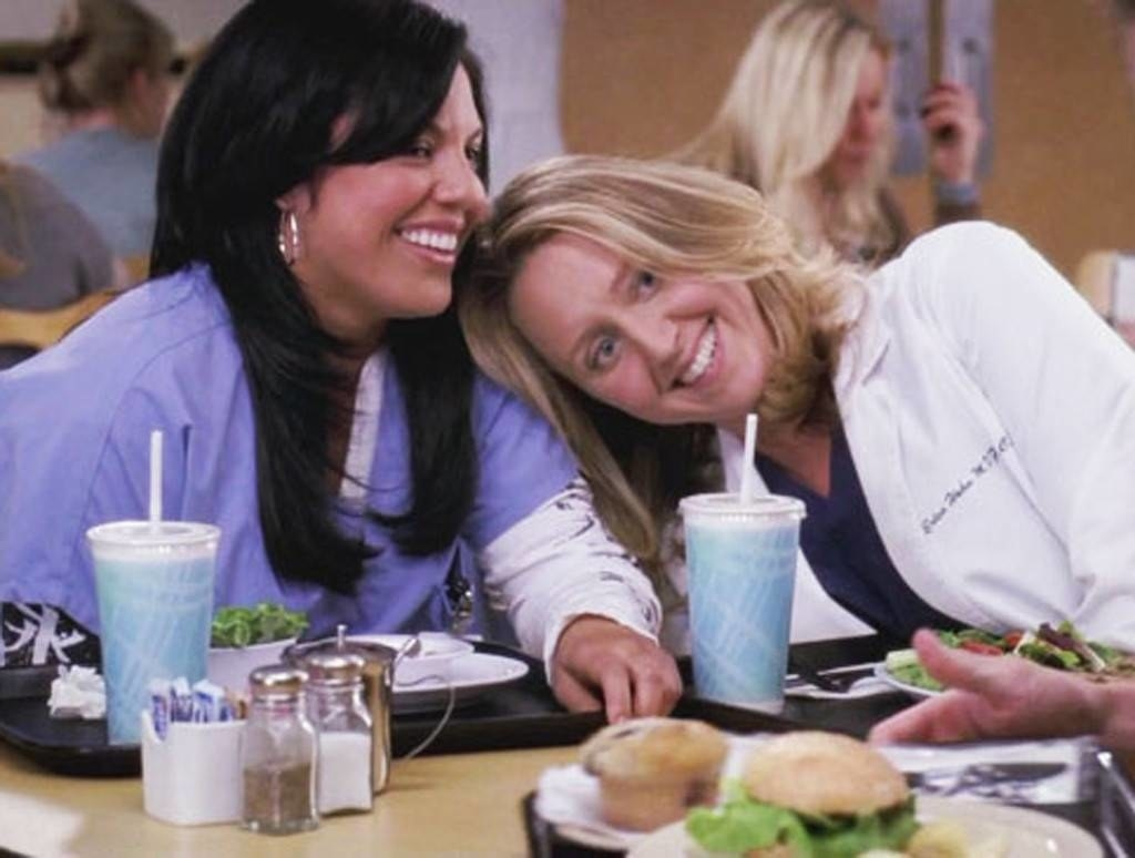 When do erica and callie start dating