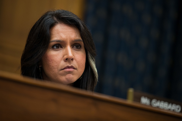 Tulsi Gabbard's Team Is Talking To LGBT Groups About Her Past Anti-Gay Comments