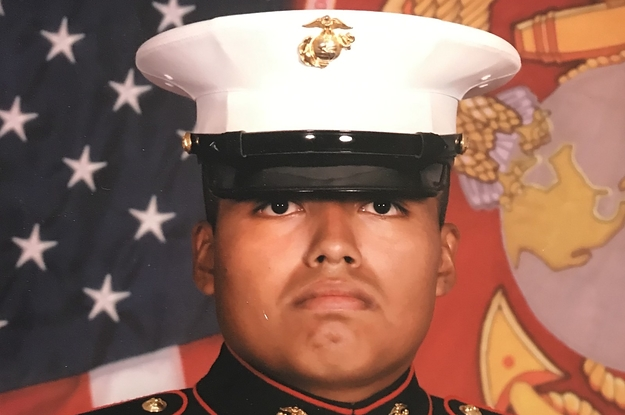 How A US-born Marine Veteran Ended Up Spending A Weekend In ICE Custody