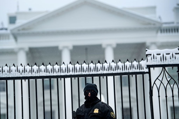 A 21-Year-Old Georgia Man Was Arrested For Allegedly Plotting To Bomb The White House