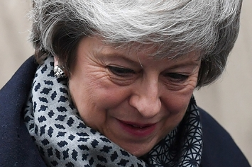 Downing Street Is Split On How To Proceed On Brexit After The Record Defeat On Theresa May's Deal