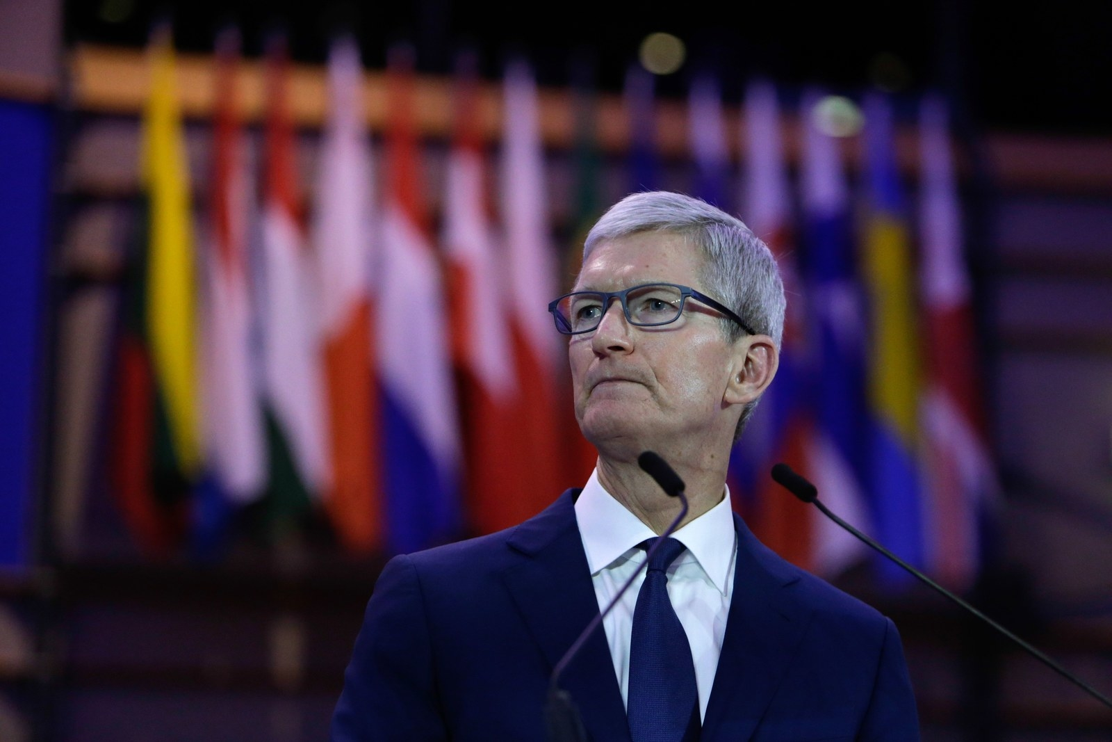 Apple CEO Tim Cook Calls For A New Privacy Law That Would Let You Delete Your Data